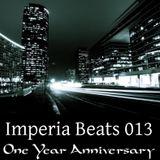 Imperia Beats 013 (One Year Anniversary)