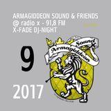 @ X-Fade DJ-Night - 05.09.17 ls Kai Roots, Sevad & Jinjaman