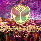 dj's Alec & Phil Da Cunha @ Tomorrowland - Cafeina stage 25-07-2015