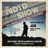 The NDYD Show - Episode 30 (guest mix by JASK - Frankie Knuckles tribute)