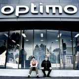 The Ghostmix Series. Episode 1. Compiled by Optimo Espacio. Mixed by Ghost