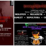 RockDestroyer & Mysticus Radio  Capitulo 4