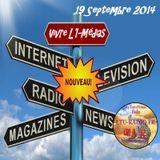 Vivre l'I-médias 19 Septembre 2014