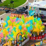 Partydul KissFM ed475 sambata - ON TOUR The Color Run Oradea