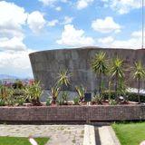 Jardín de azotea del Museo del Caracol