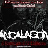 ESCENARIO EN LA RADIO CON RICARDO ESPINEL #1075 Entrevista Ancalagon
