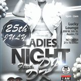 Ladies Night at Lucky Lounge 7/25/14