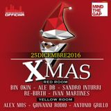 Ale dB Live @ Rhapsody Xmas - Centro Multiculturale Officina - Messina 25-12-2016