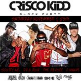 The Rej3ctz, Scotty ATL, J Maine (RnBASS) - Crisco Kidd Block Party 11/1/14