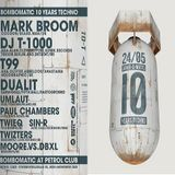Dj T-1000 @ Bomb O Matic 10 Years Techno - Petrol Club Antwerpen - 24.05.2014