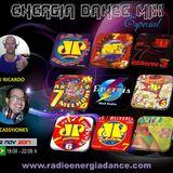 Programa Energia Dance Mix Especial As 7 Melhores da JP