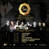 ACE1 LIVE @ Club Octagon (Korea/DJ MAG TOP 5 Club) 5th Anniversary 12.11.2016
