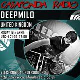 DEEPMILO // UNITED KINGDOM // NEARDUSK SHOWCASE 18/04/2014 21:00