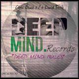 DEEP MIND RECORDS RULES! DAVID TREBLE & CHRIS DIUCK (DEEP TECH RAW HOUSE)