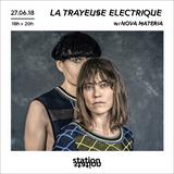 La trayeuse electrique w/ Nova Materia