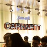 NTS x Carhartt WIP show live from Carhartt store Manchester October 2015