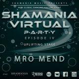 Mrö Mend -  The Marathon Shamanic Music  Part I of Shamania Virtual PArty IV 13/03/2016