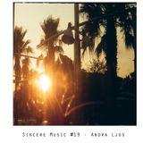 Sincere Music #19 - Andra Ljos (Miskotom)