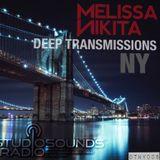MELISSA NIKITA presents DEEP TRANSMISSIONS NY [008] SEPT