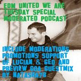 #Tuesday #Night #EDM include moderations previews by #cologneandy #FrechenistEDM #unitedweare