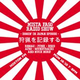 MR FASO RADIO SHOW #1 - DIGGIN' IN JAPAN EPISODE - #HOXTON FM