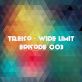 Treiso - Club Wide Limit House Podcast - Episode 003