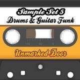 Unmarked Door's Sample Set 5 (Drums & Guitar Funk)