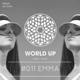 EMMA - World Up Radio Show #011
