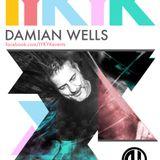 I Y K Y K // 001 // DAMIAN WELLS - DJ PROMO MIX