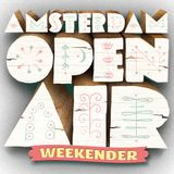Agoria - Live @ Amsterdam Open Air Weekender (Amsterdam, NL) - 04.06.2017