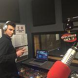 90.3 WKRB Radio set Jan15