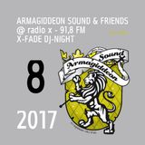 @ X-Fade DJ-Night - 01.08.17 ls Fisherman & Jinjaman