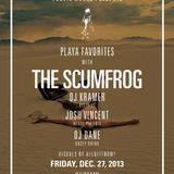 The Scumfrog - DJ Set from Public Works, San Francisco 12/27/13
