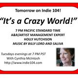 Aired 2-22-27  Holly Hutchison