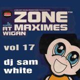ZONE @ MAXIMES VOL 17 - DJ SAM WHITE - (JUNE 1999)