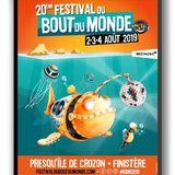 Emission spéciale Festival du Bout du Monde 2019