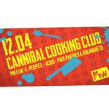 Cannibal Cooking Club @ MTW Offenbach, 12.04.2019