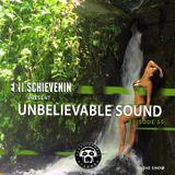 "UNBELIEVABLE RECORDS PODCAST 55 mixed by ""SCHIEVENIN ERIK"""