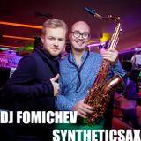 Syntheticsax & Dj Fomichev - Liv Sax Deep House Mix (From Etaj Bar)