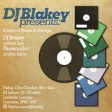 """DJBP"" Promo Mix - October 2012"