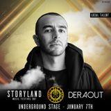 Deraout @ Storyland Festival 2017 _ Cartagena