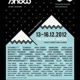 Re-UP @ Rave On Snow 2012 - Taverne Saalbach (AT), 15-12-2012