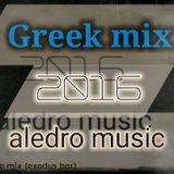 GREEK MIX 2016 BY ALEDRO VOL.1