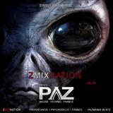 ZmixNation Vol 4 - Singularity Tribe [Progressive Psychodelic Trance]