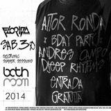 Florida 135 Bathroom Djeep Rhythms Electronic Summer August 2014