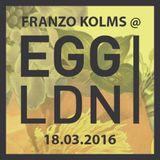 Franzo Kolms @ Egg Nightclub, London 18.03.2016.mp3