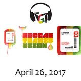 """Reggae Transfusion"" on KGNU Community Radio [04-26-2017]"
