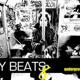 CITY BEATS 8 - underground session - / KARO V