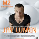 Jay Lumen - Live @ M2 Club Shanghai (China) 2014.03.21.
