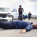 What are the first aid tips you should know in case of a road-traffic accident